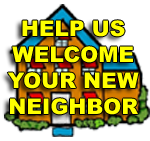 Help Us Welcome Your New Neighbor